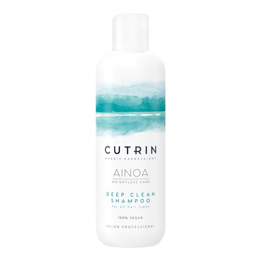Ainoa sügavpuhastav šampoon 300ml