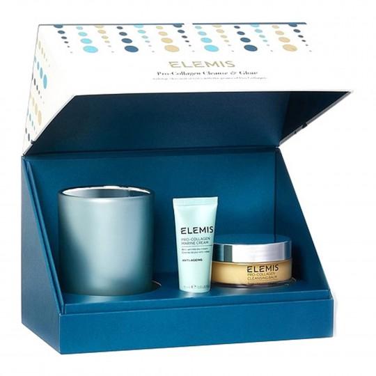 Jõulukomplekt Pro-Collagen Cleanse & Glow