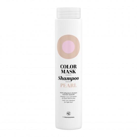 Color Mask Shampoo Pearl hooldav ja tooniv šampoon heledatele juustele 250ml