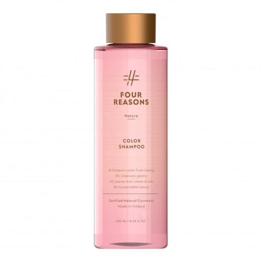 Juuksevärvi säilitav ja kaitsev šampoon 250 ml