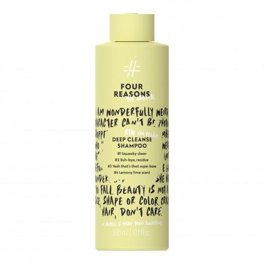 Sügavpuhastav šampoon 300ml