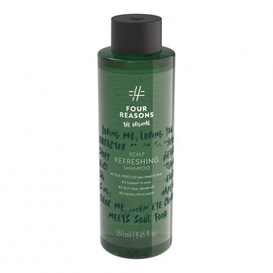 Värskendav teepuuõli šampoon 250ml