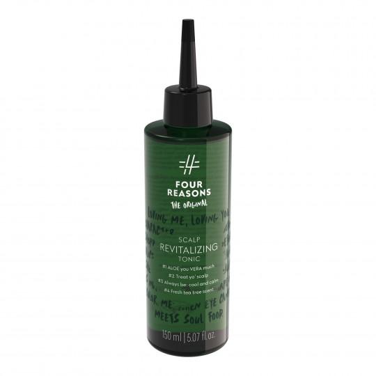 Värskendav juuksevesi-toonik 150ml