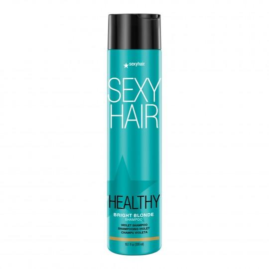 Healthy Sexy Hair violetset pigmenti sisaldav šampoon 300ml