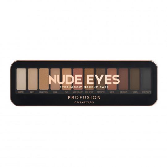 Lauvärvi palett Nude Eyes