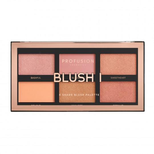 Põsepuna palett Blush I