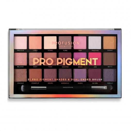 Lauvärvikomplekt Pro Pigment