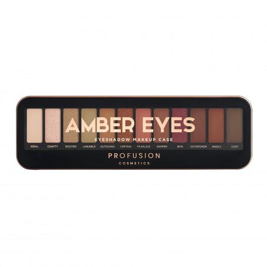 Lauvärvi palett Amber Eyes