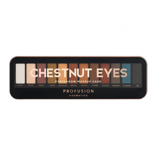 Lauvärvi palett Chestnut Eyes