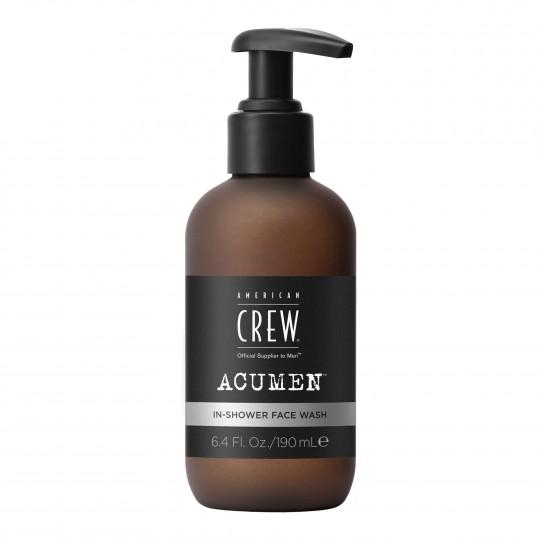 Acumen In-Shower näopuhastusvahend 190ml
