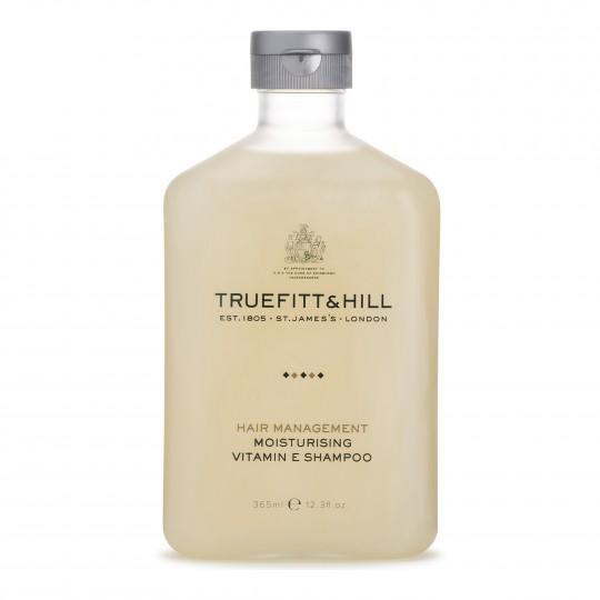 Juukseid hooldav niisutav vitamiin E šampoon 365ml