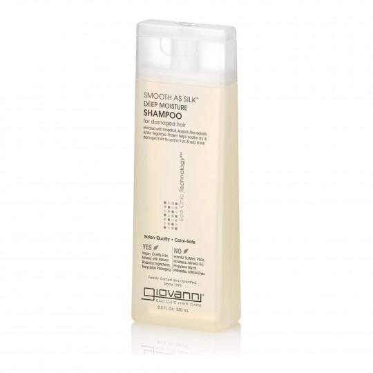 Smooth As Silk sügavniisutav šampoon 250ml