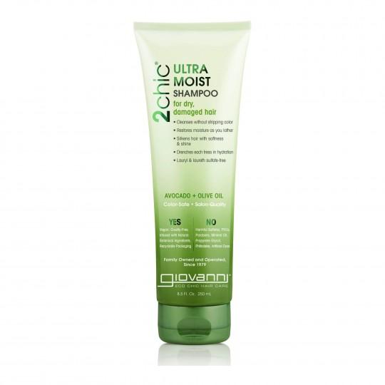 Ultra Moist niisutav šampoon kuivadele ja kahjustatud juustele 250ml