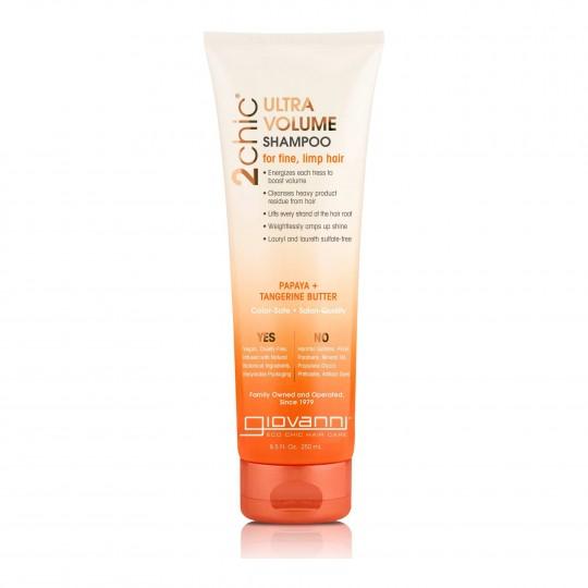 Ultra Volume kohevust andev šampoon 250ml