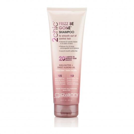 Fizz Be Gone silendav šampoon sheavõi ja mandliõliga 250ml