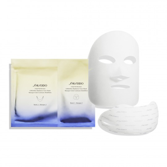 Vital Perfection pinguldav kangasmask 2x6tk