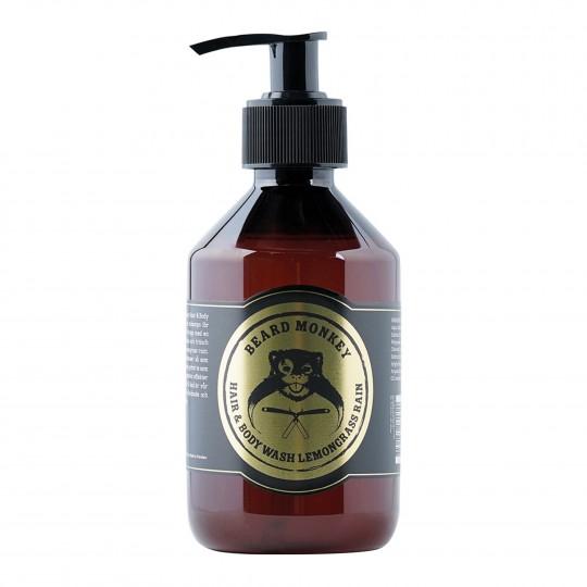 Šampoon kehale ja juustele Sidrunhein 250ml