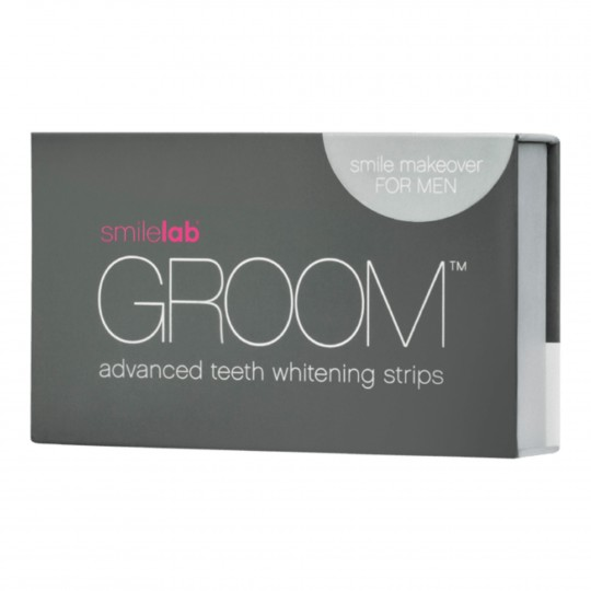 Hambavalgendusribad Groom Advanced Whitening 10x2tk