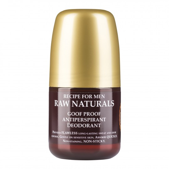 Raw Naturals higistamisvastane rulldeodorant 60ml