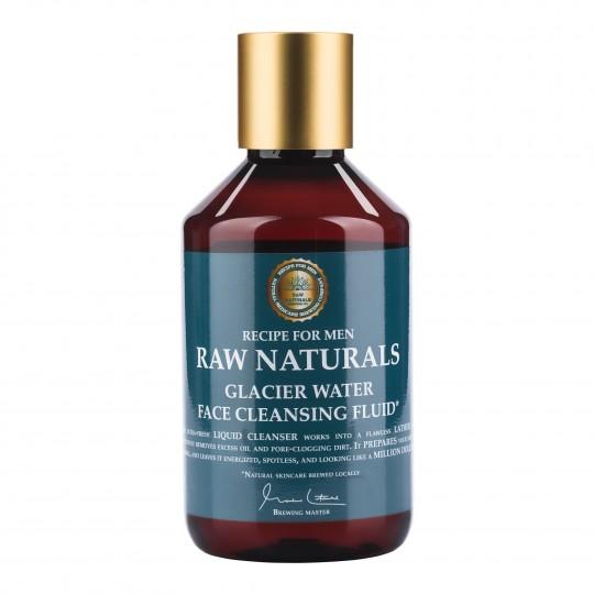 Raw Naturals värskendav näopuhastusvedelik 250ml