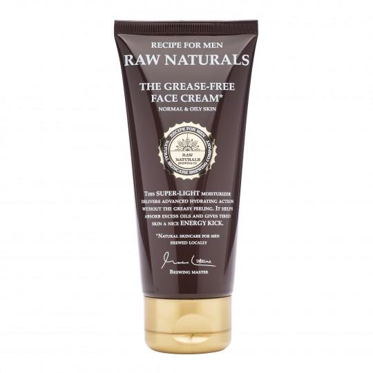 Raw Naturals näokreem rasusele nahale 100ml