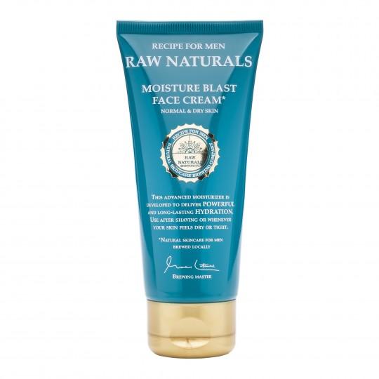 Raw Naturals näokreem kuivale ja normaalsele nahale 100ml