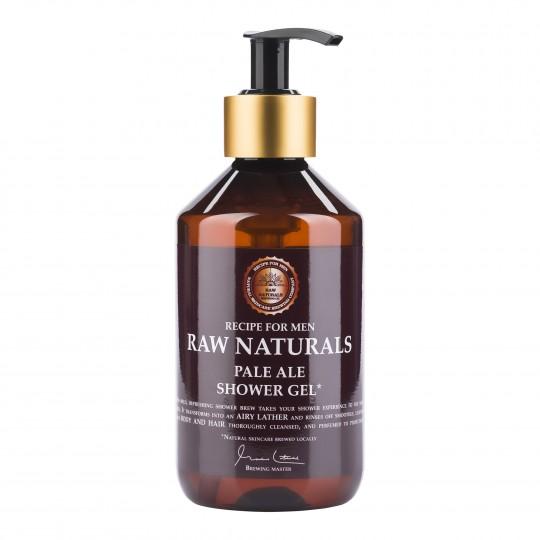 Raw Naturals värskendav dušigeel kehale ja juustele 300ml