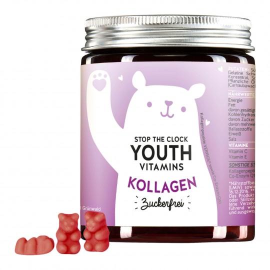 Youth Vitamins kummikarud kollageeniga 60tk