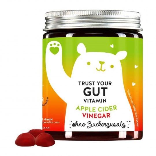 Trust Your Gut söögiisu vähendavad ja seedimist soodustavad kummikommid 60tk