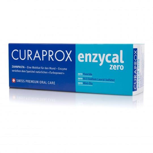 Hambapasta Enzycal, fluorivaba 75ml