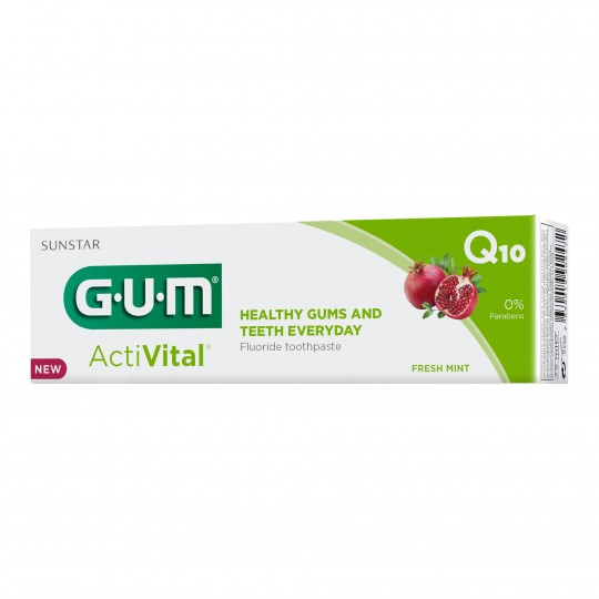 GUM ActiVital hambapasta 75ml