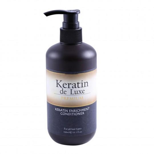 De Luxe Keratin Enrichment juuksepalsam 300ml