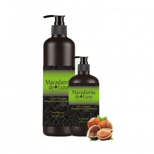 De Luxe Macadamia Oil šampoon 300ml