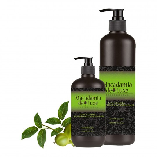 De Luxe Macadamia Oil juuksepalsam 300ml