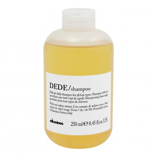 Šampoon õrnale ja haprale juuksele ja peanahale 250ml