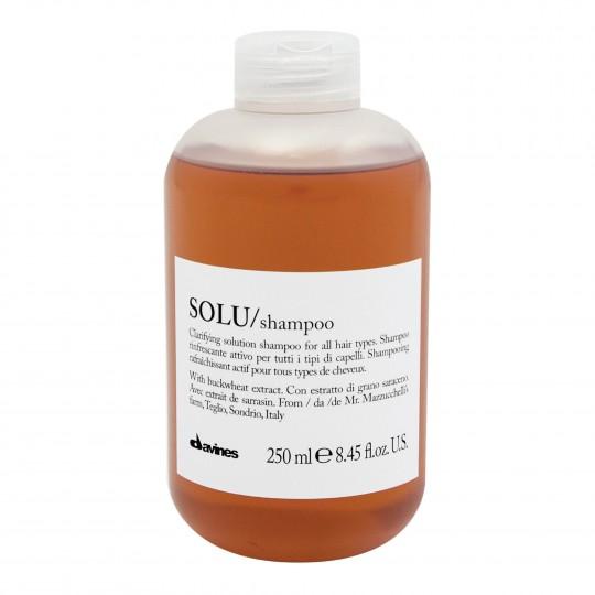 Sügavpuhastav ja peanahka värskendav šampoon 250ml