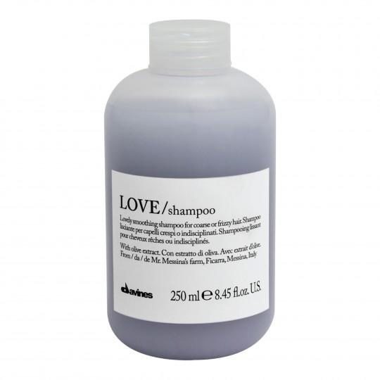 Siluv šampoon kahustele ja laines juustele 250ml