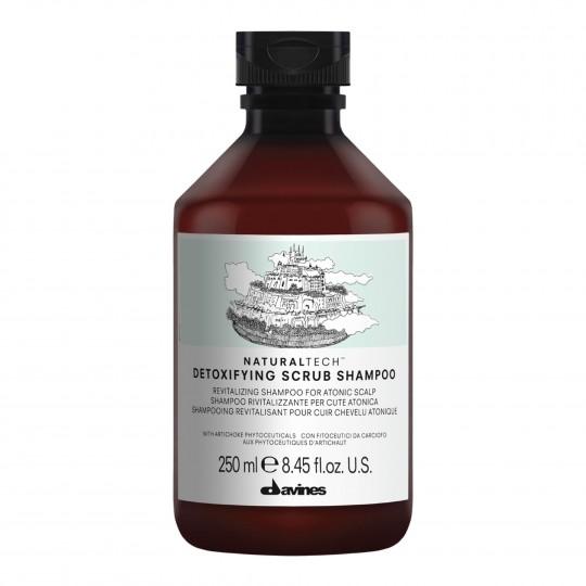 Peanahka ja juukseid kooriv šampoon 250ml