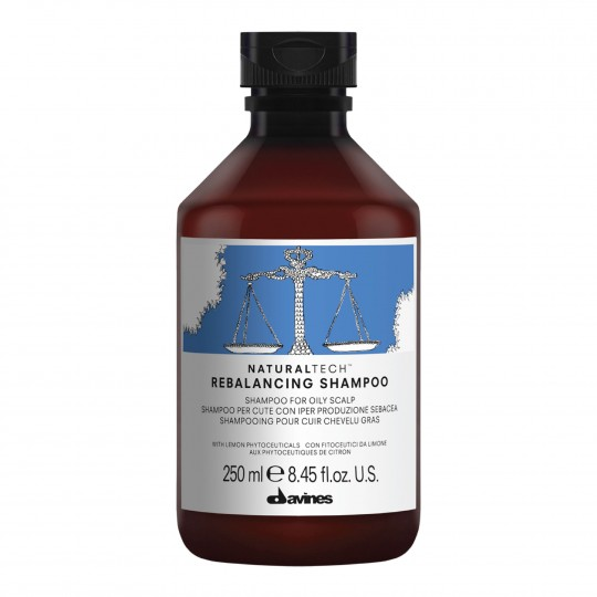 Rasust peanahka tasakaalustav šampoon 250ml