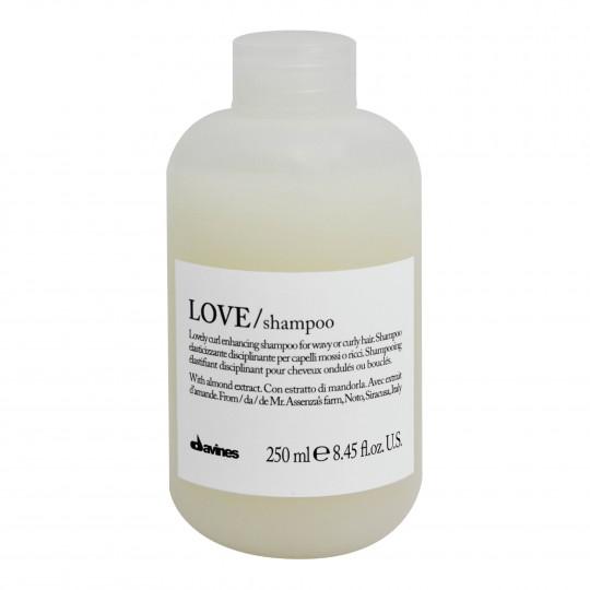 Lokke ja laineid esiletoov šampoon 250ml