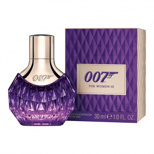 007 for Women III EdP 30ml