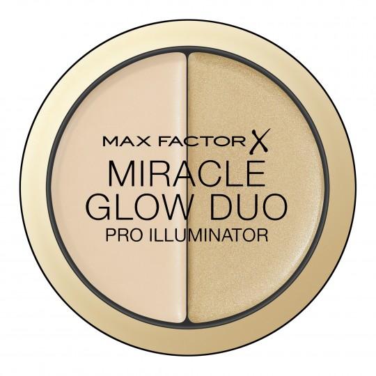 Miracle Glow Duo highlighter ja viimistlusvahend