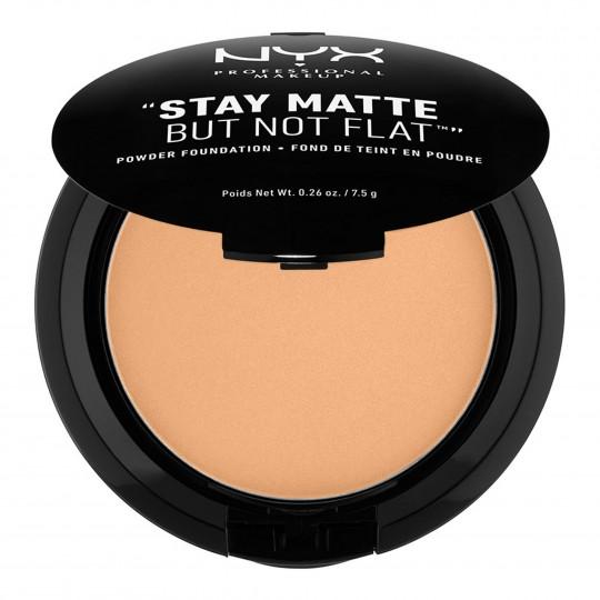 Stay Matte But Not Flat Powder Foundation puuder-jumestuskreem