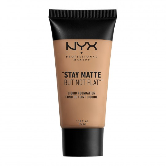 Stay Matte But Not Flat Liquid Foundation jumestuskreem