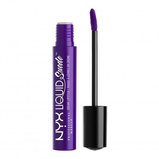 Liquid Suede Cream Lipstick huulevärv