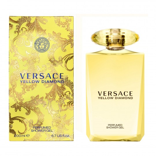 Yellow Diamond vanni- ja dušigeel 200ml