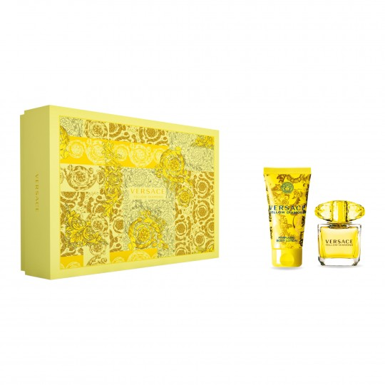 Kinkekomplekt Yellow Diamond EdT