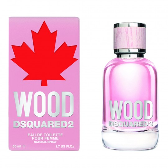 Wood Dsquared2 Pour Femme EdT 50ml