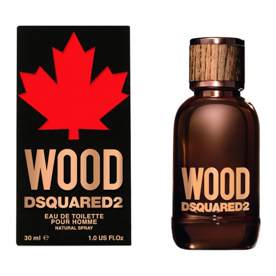 Wood Dsquared2 Pour Homme EdT 30ml