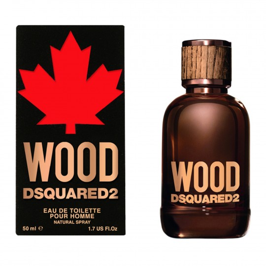 Wood Dsquared2 Pour Homme EdT 50ml